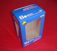 销售彩盒窗口胶片 窗口胶片 透明PET窗口胶片