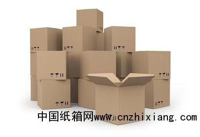 1-12号纸箱尺寸