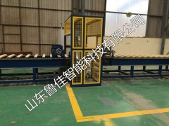 山东鲁佳LJ-SP1600L隔墙板缠绕膜包装机厂家热销中