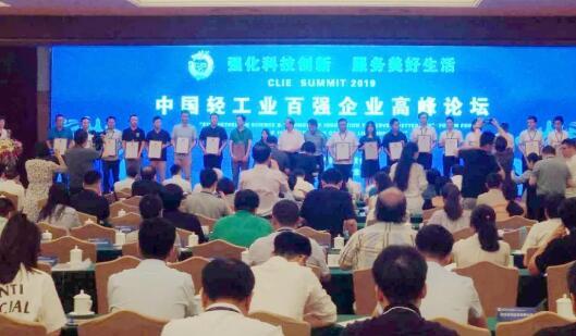 2018中国造纸行业十强企业出炉 会议现场