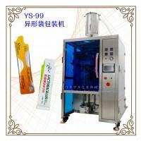 异形袋化妆水包装机