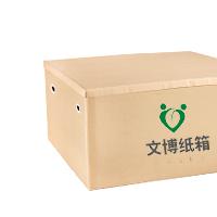 广东佛山文博重型纸箱定制