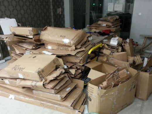 废纸涨价导致下游瓦楞及箱板纸调价,成本转嫁到哪儿了?