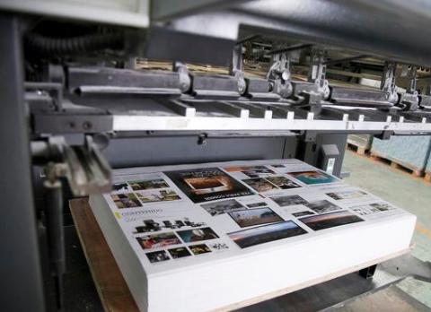 美国印刷业发展史