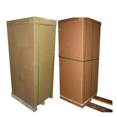 优纳伯厂家定制高承重包装防潮抗压重型纸箱