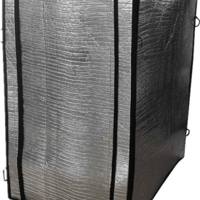 定制托盘罩 集装箱内衬保温隔热材 镀铝膜气泡 海运防潮袋