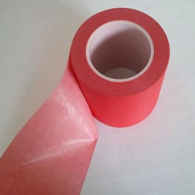 供应红色高温PET美纹纸胶带