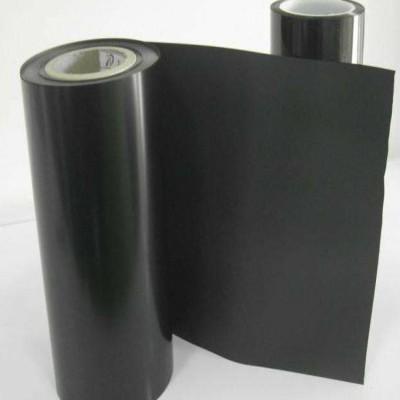 黑色聚酯薄膜PET原膜可代客分条复卷